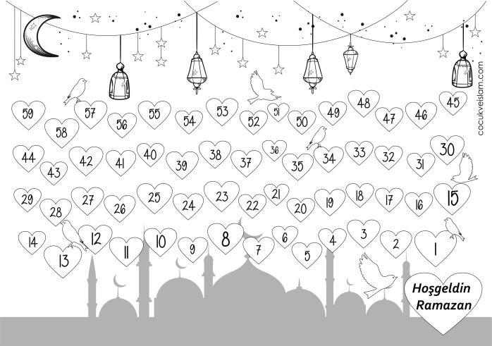 Ramazana 59 Gün Kala çocuk Ve Islam